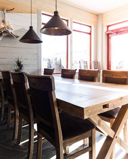 Ski Lodge Kök & Bar
