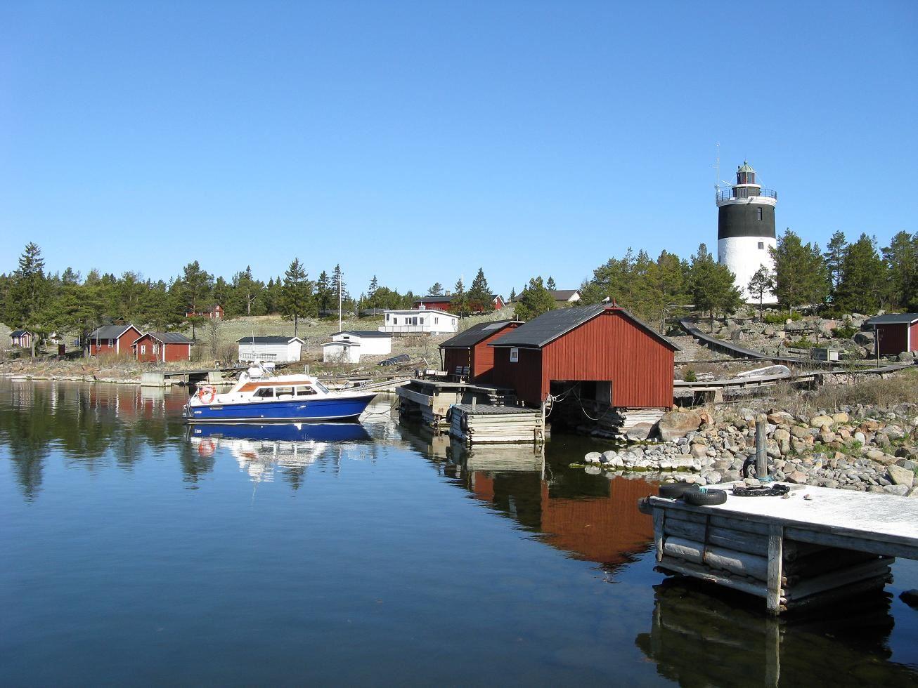 Båttur till Storjungfrun/Fyröppet