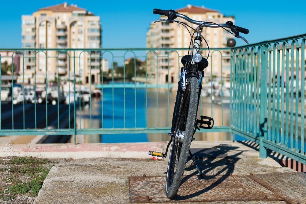 Balade Montpellier-Lattes - Site Naturel du Méjean avec UrbanBike City Tour