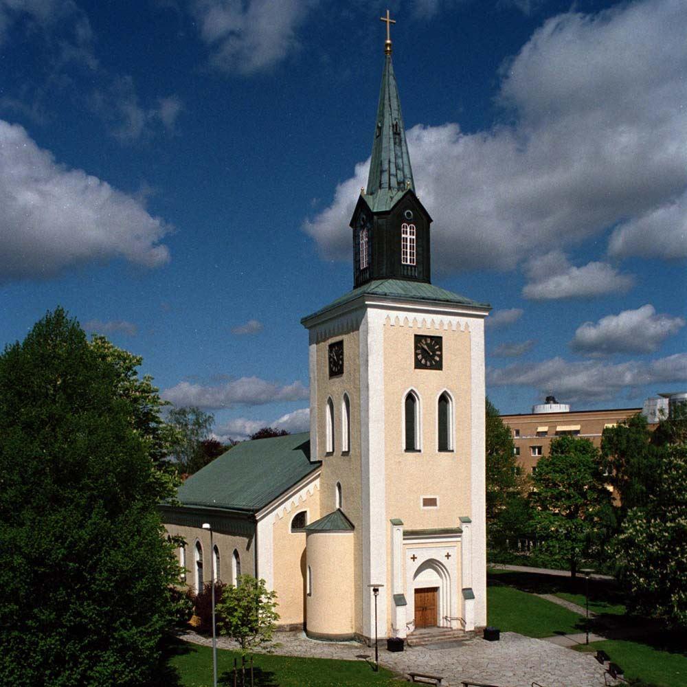 Musical evening in Ljungby church