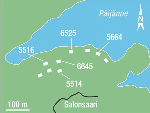 6645 | Iso-Naappilan Lomamökit (FI6010.626.1)