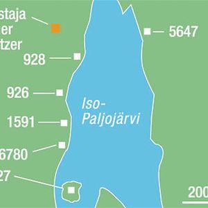 Kytöranta | Rantalan lomamökit