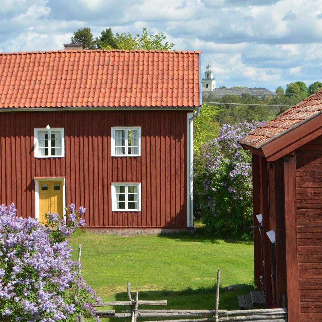 Öppen hembygdsgård i Lofta