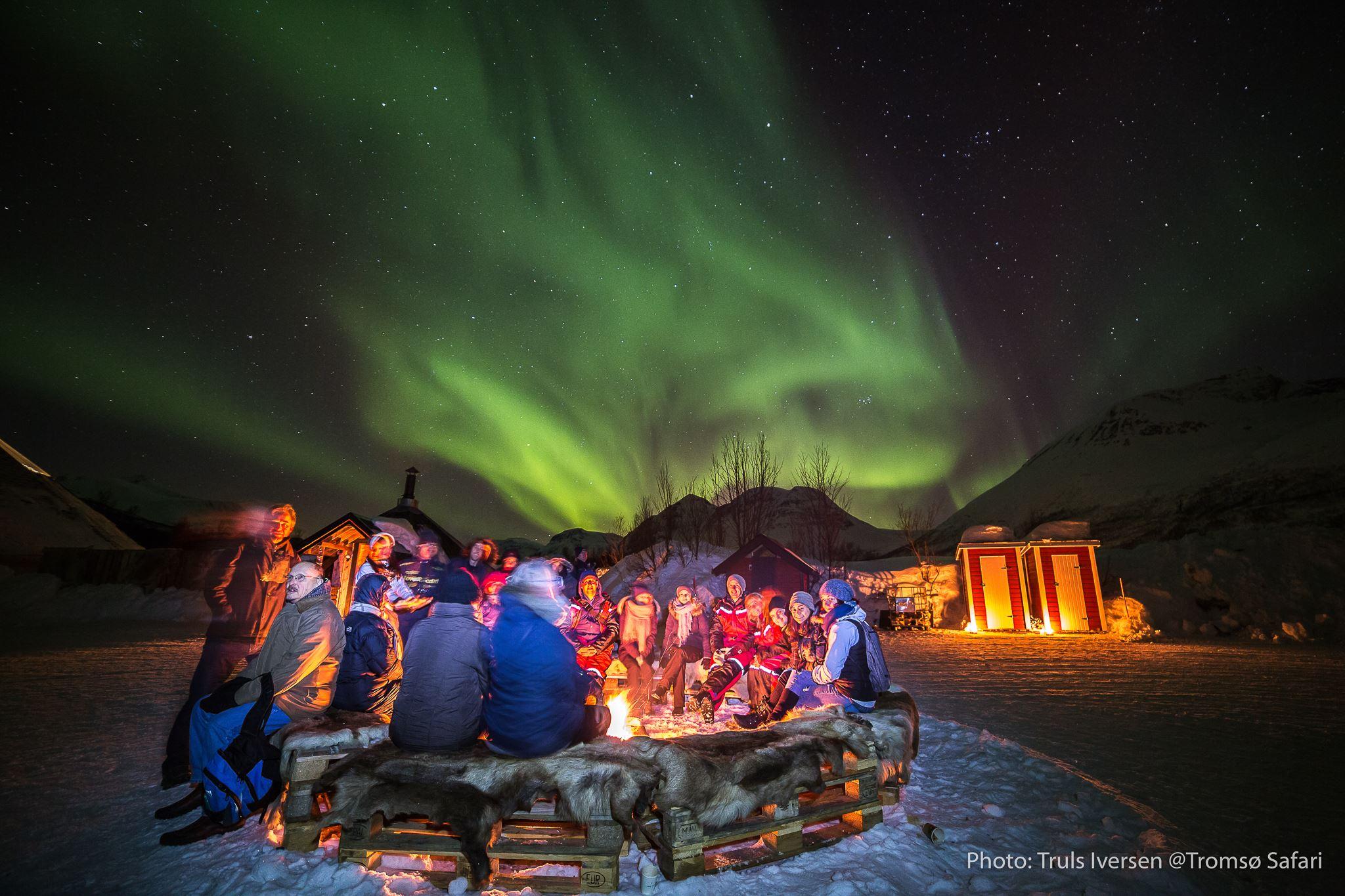 Aurora Safari basestasjoner - Tromsø Safari