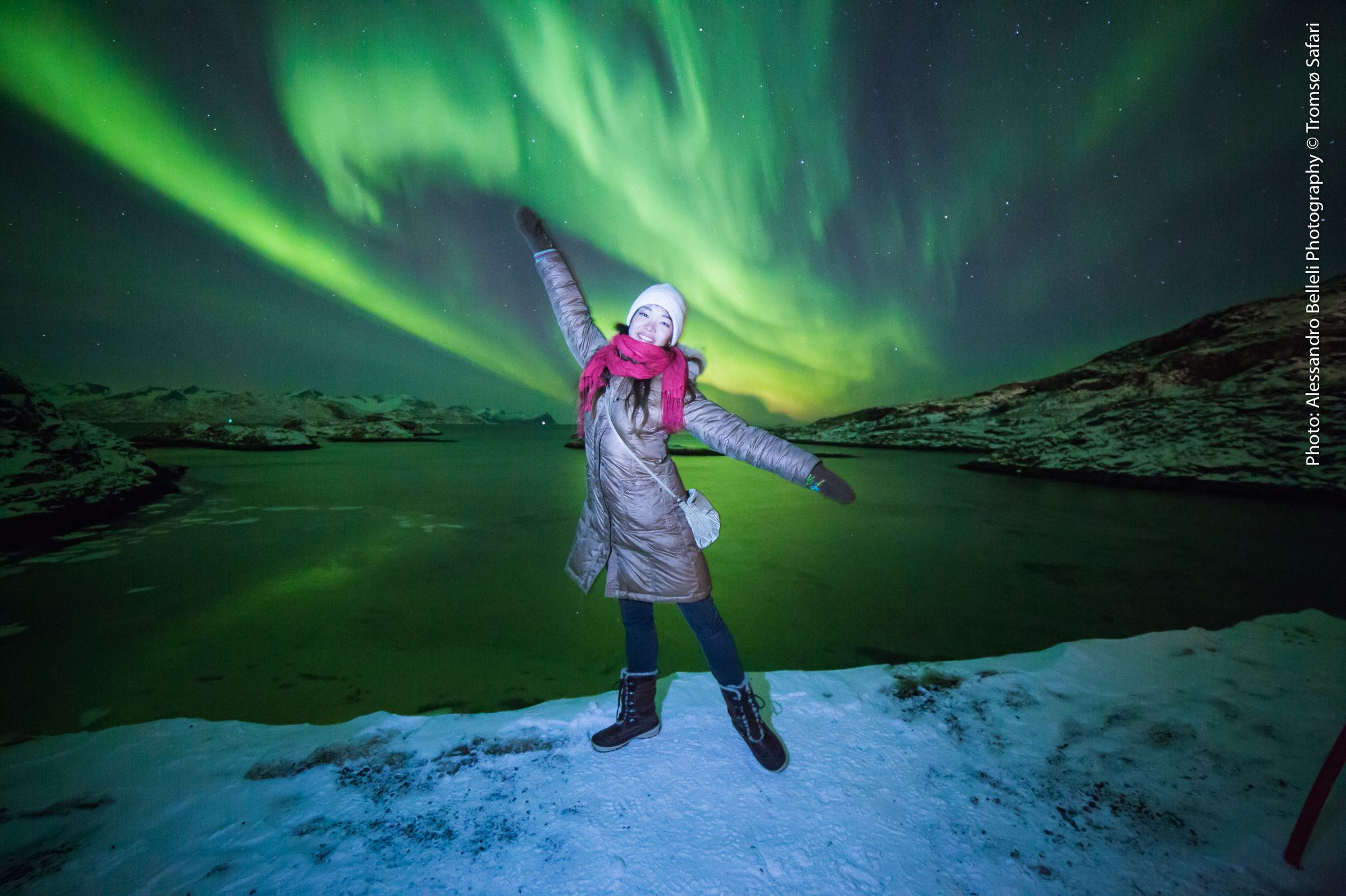 Aurora Safari to Base Stations – Tromsø Safari