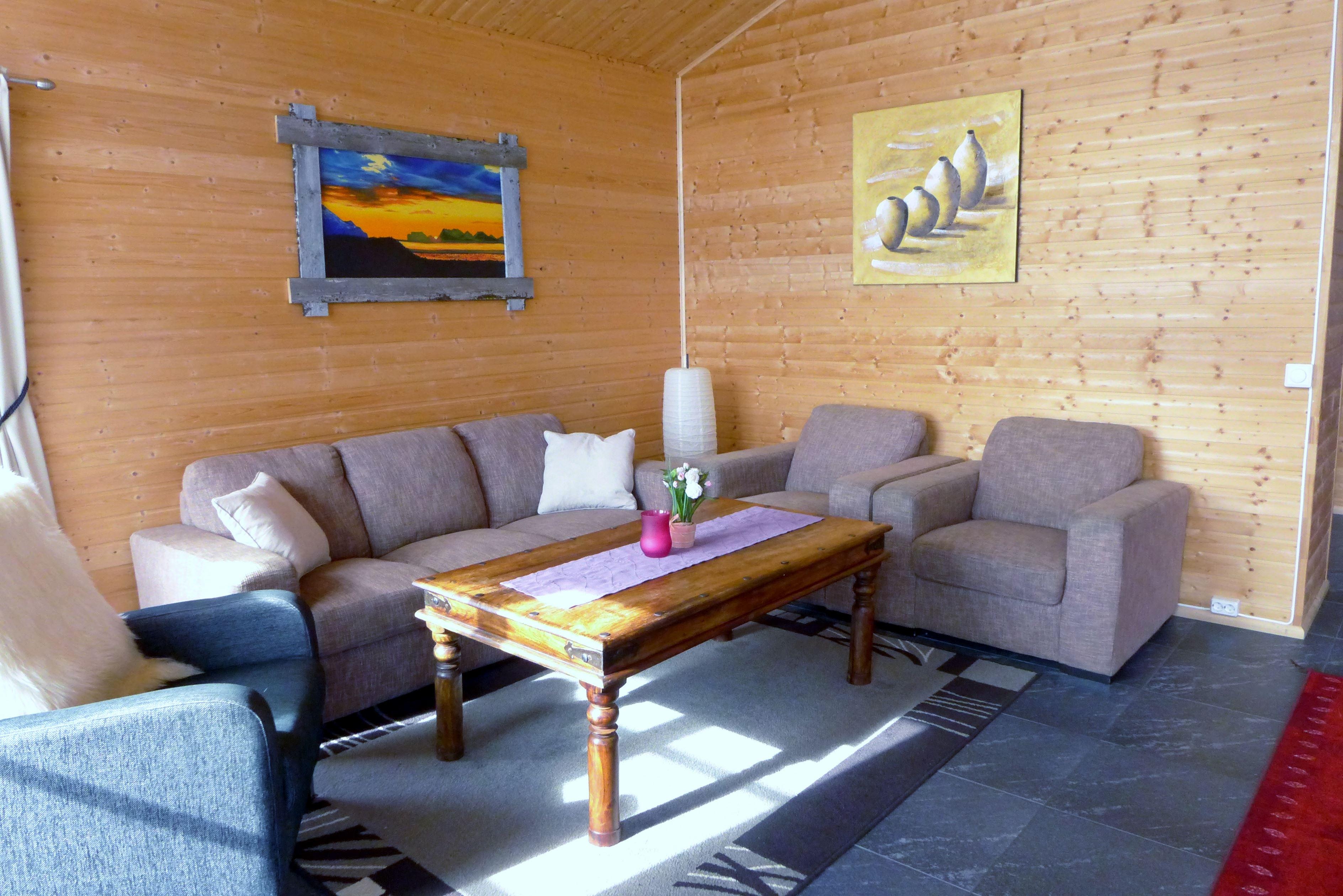 Artic Lyngen Sjøcamp