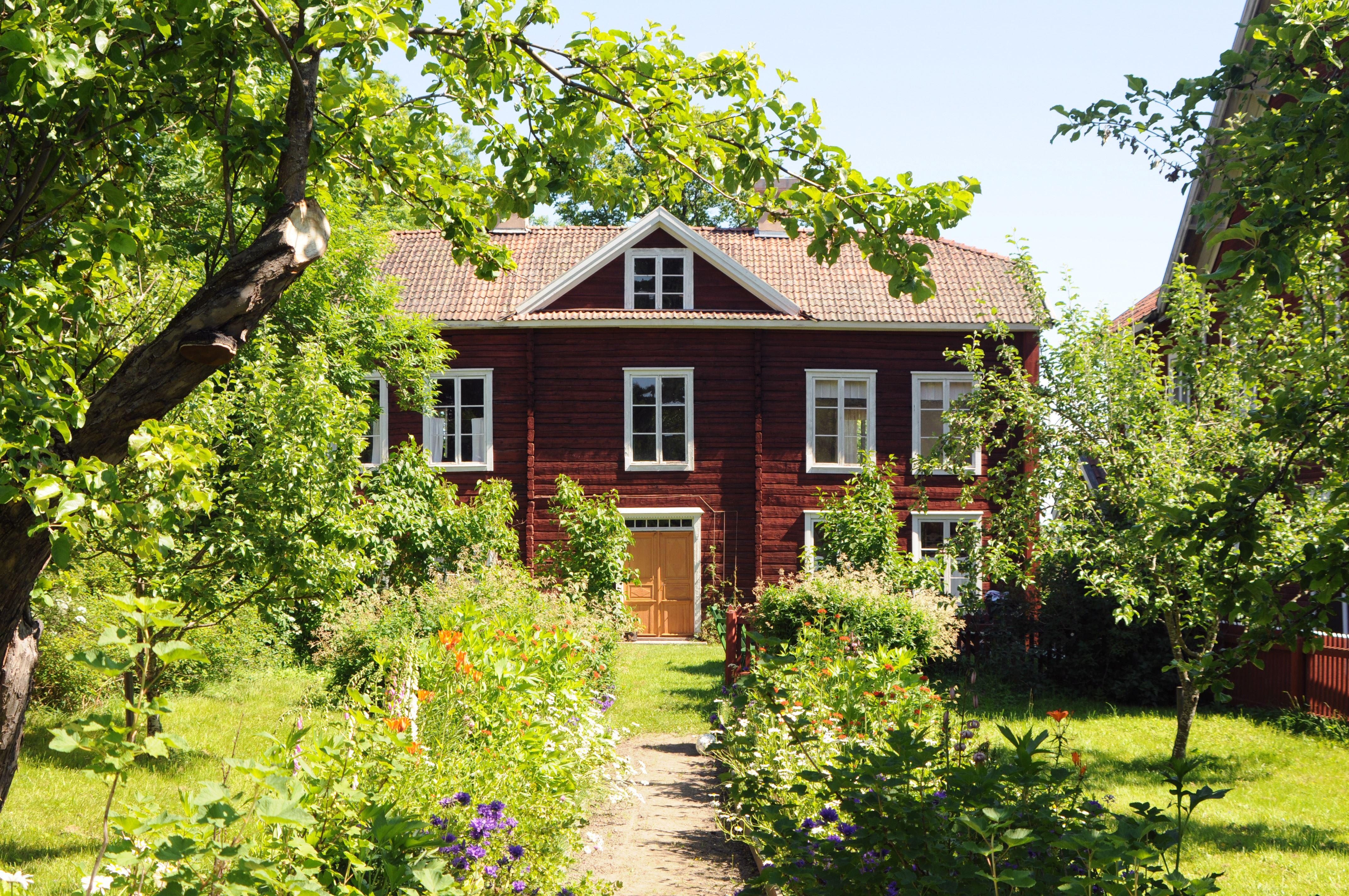 Guidad visning av Världsarvsgården Erik-Anders
