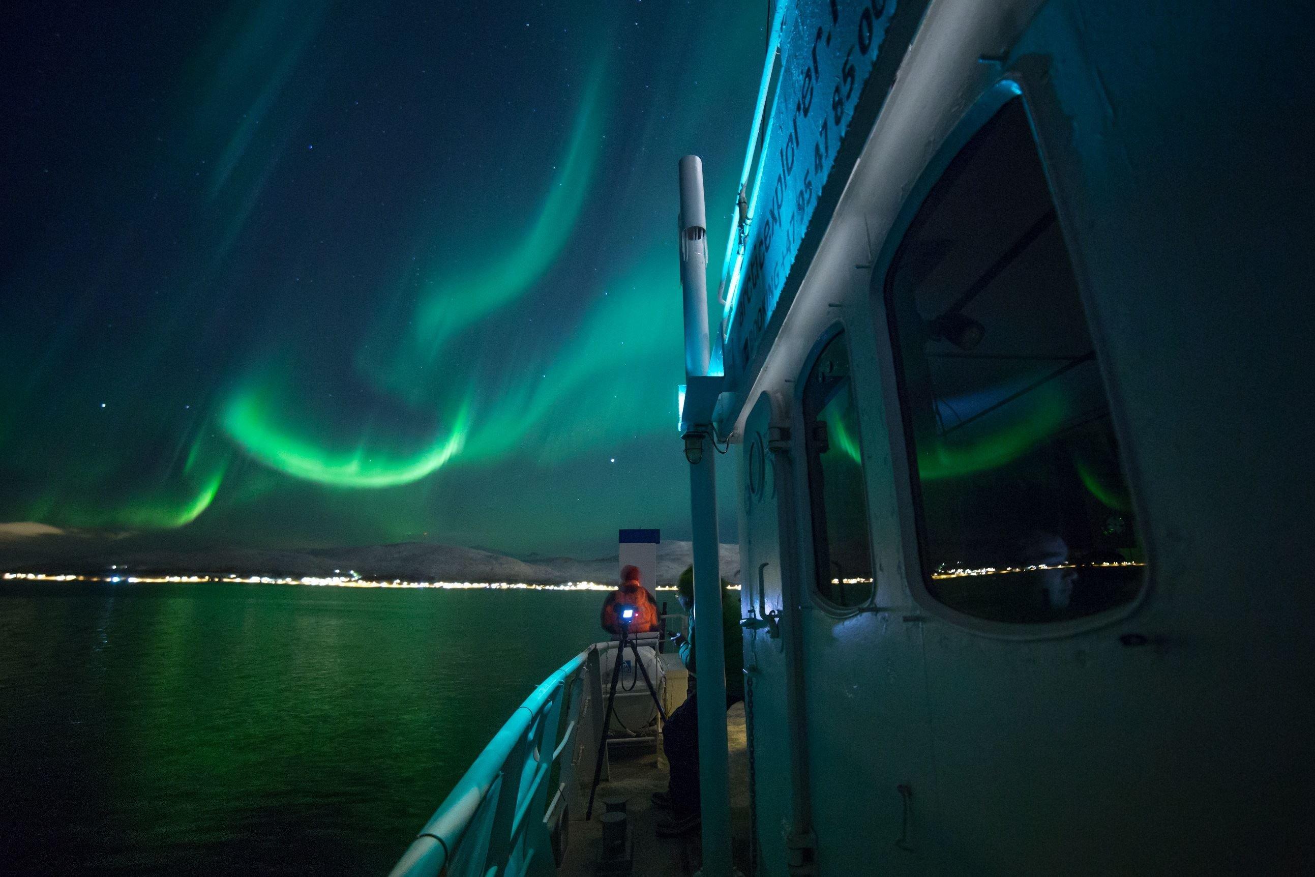 Northern Lights Cruise – Arctic Explorer