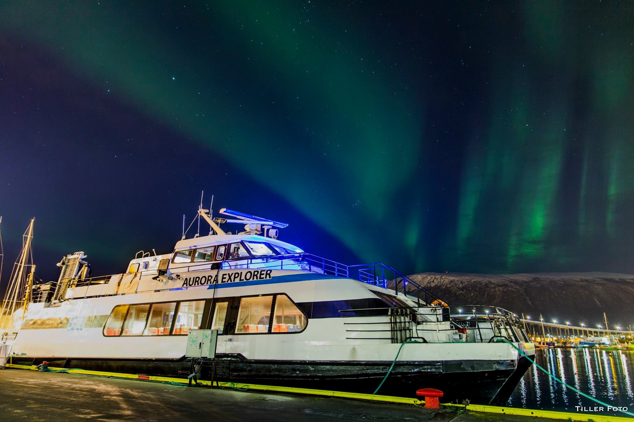 Northern Lights Cruise – Arctic Expedition