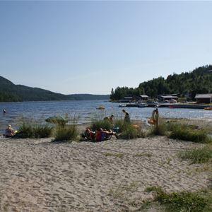 © Kramfors kommun, Hörsångs camping och havsbad