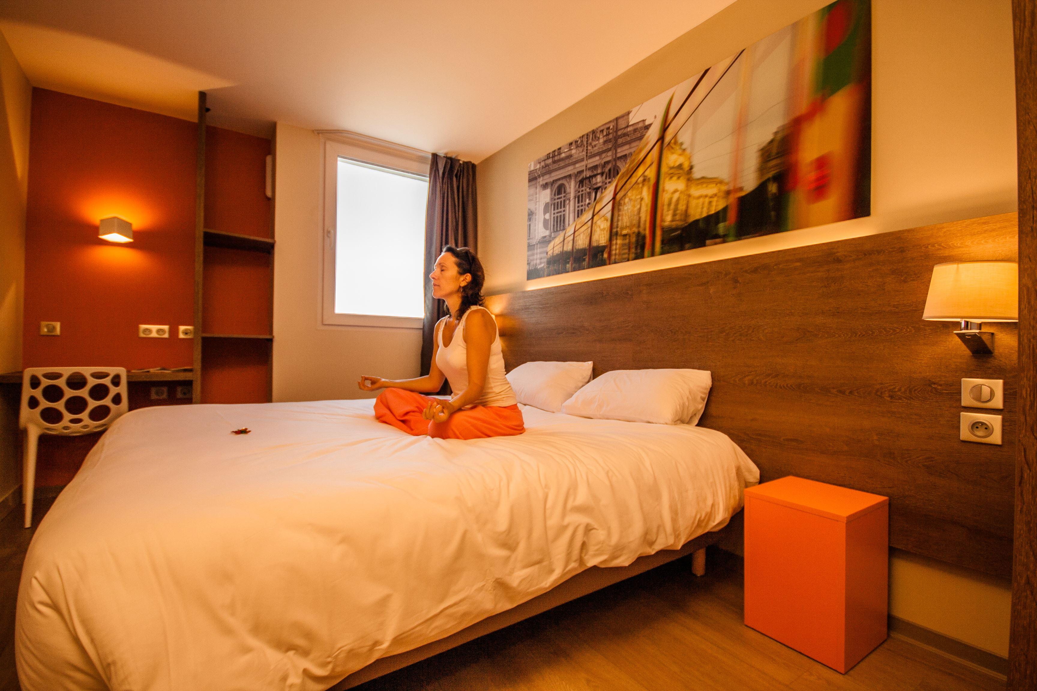 Inter-Hotel Hotelio Montpellier Sud