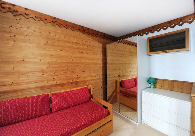 4 Pers Studio + cabin ski-in ski-out / VILLARET 607