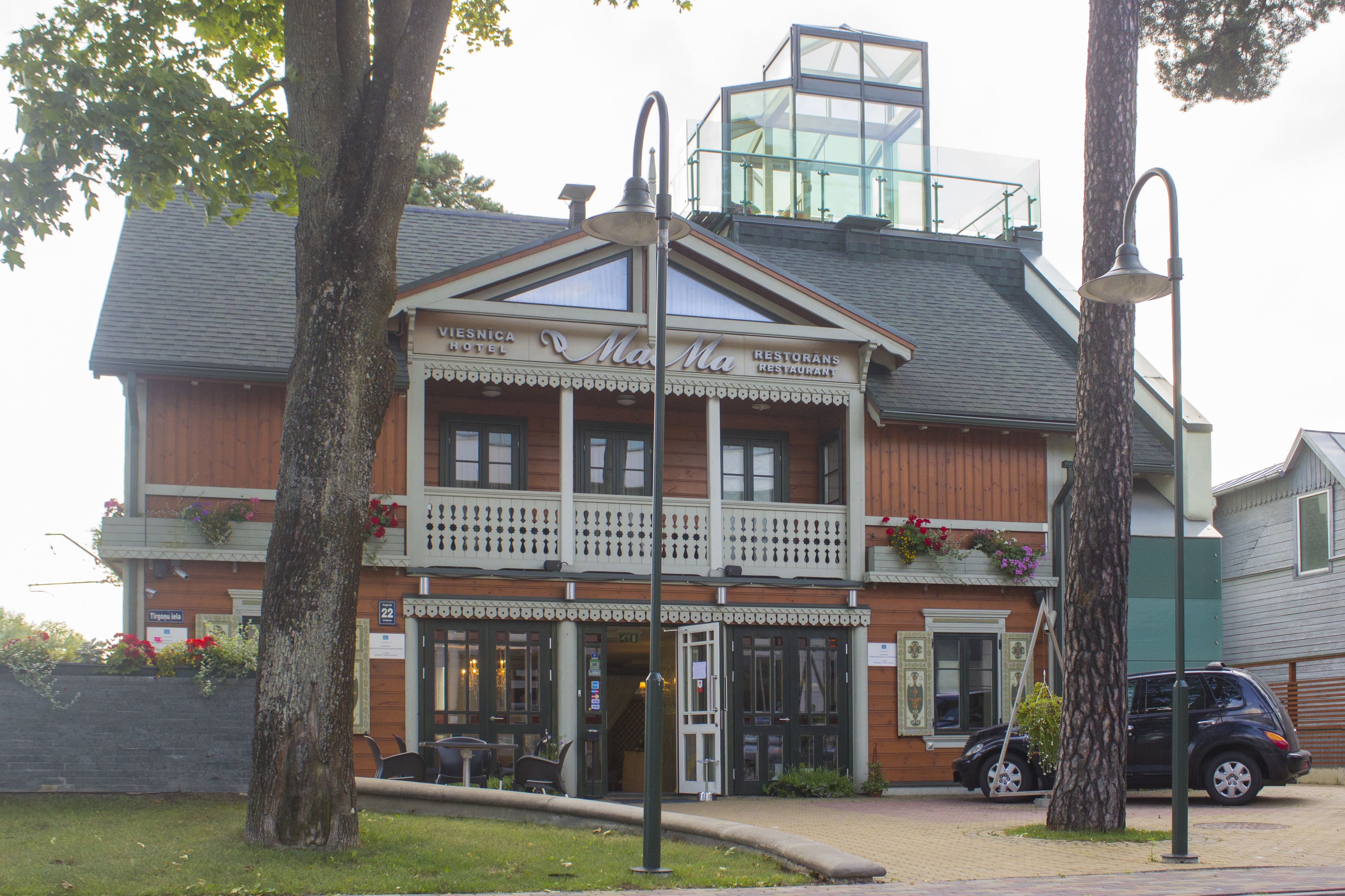 Boutique Hotel & Restaurant MaMa