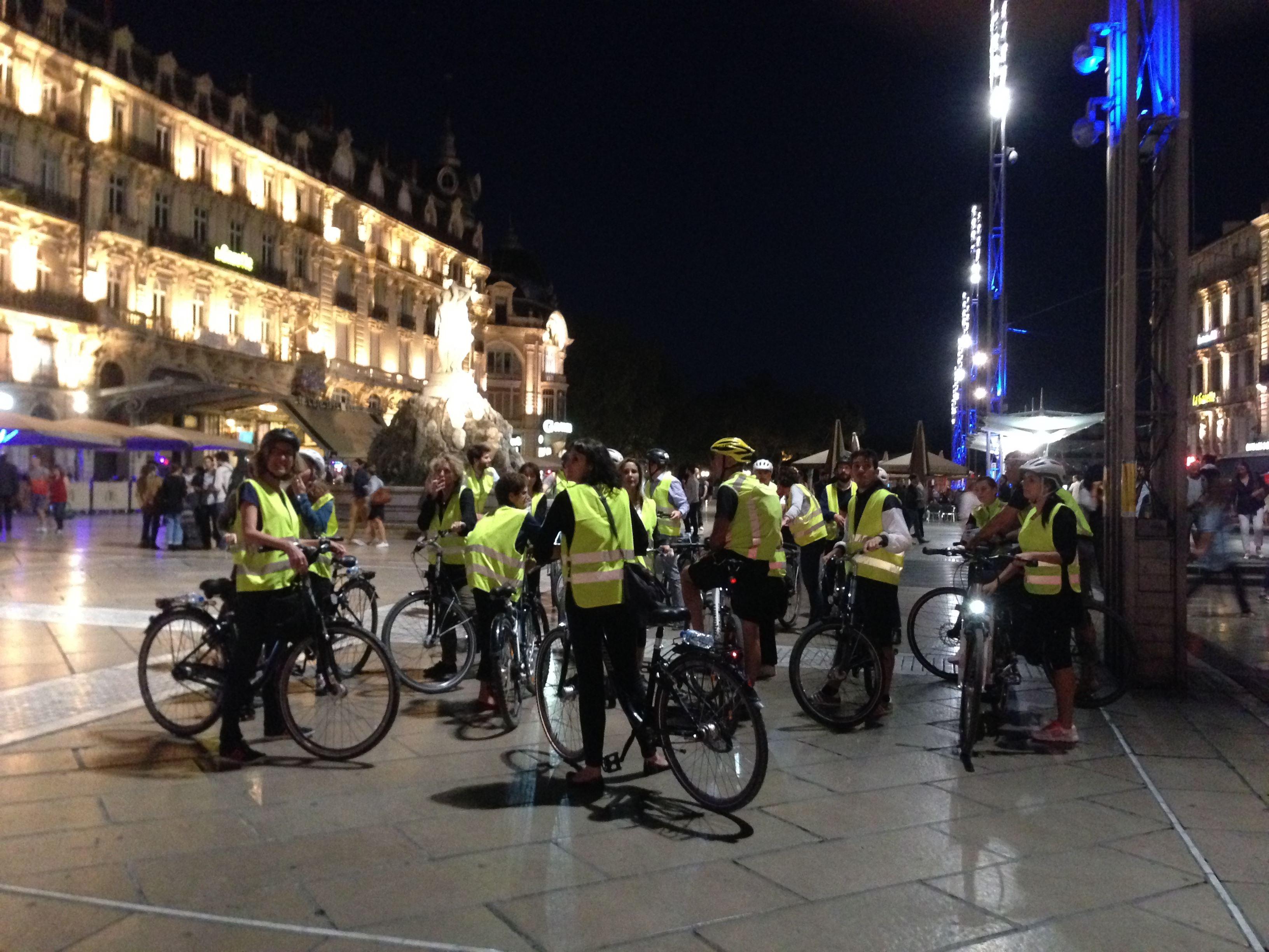 Montpellier en Soirée avec UrbanBike City Tour