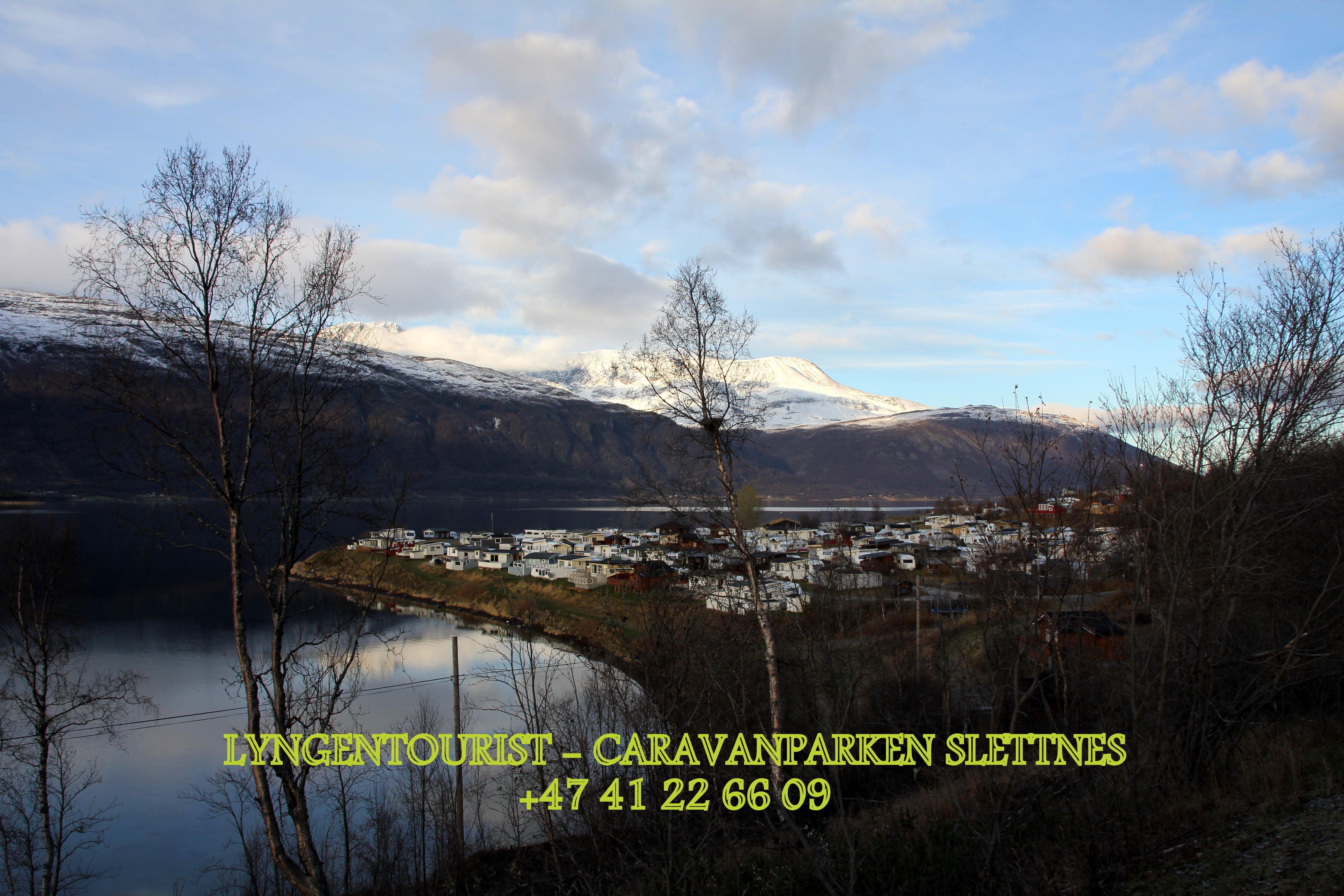 Caravanparken Slettnes