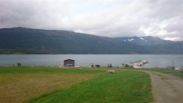 © Visit Lyngenfjord, Caravanparken Slettnes