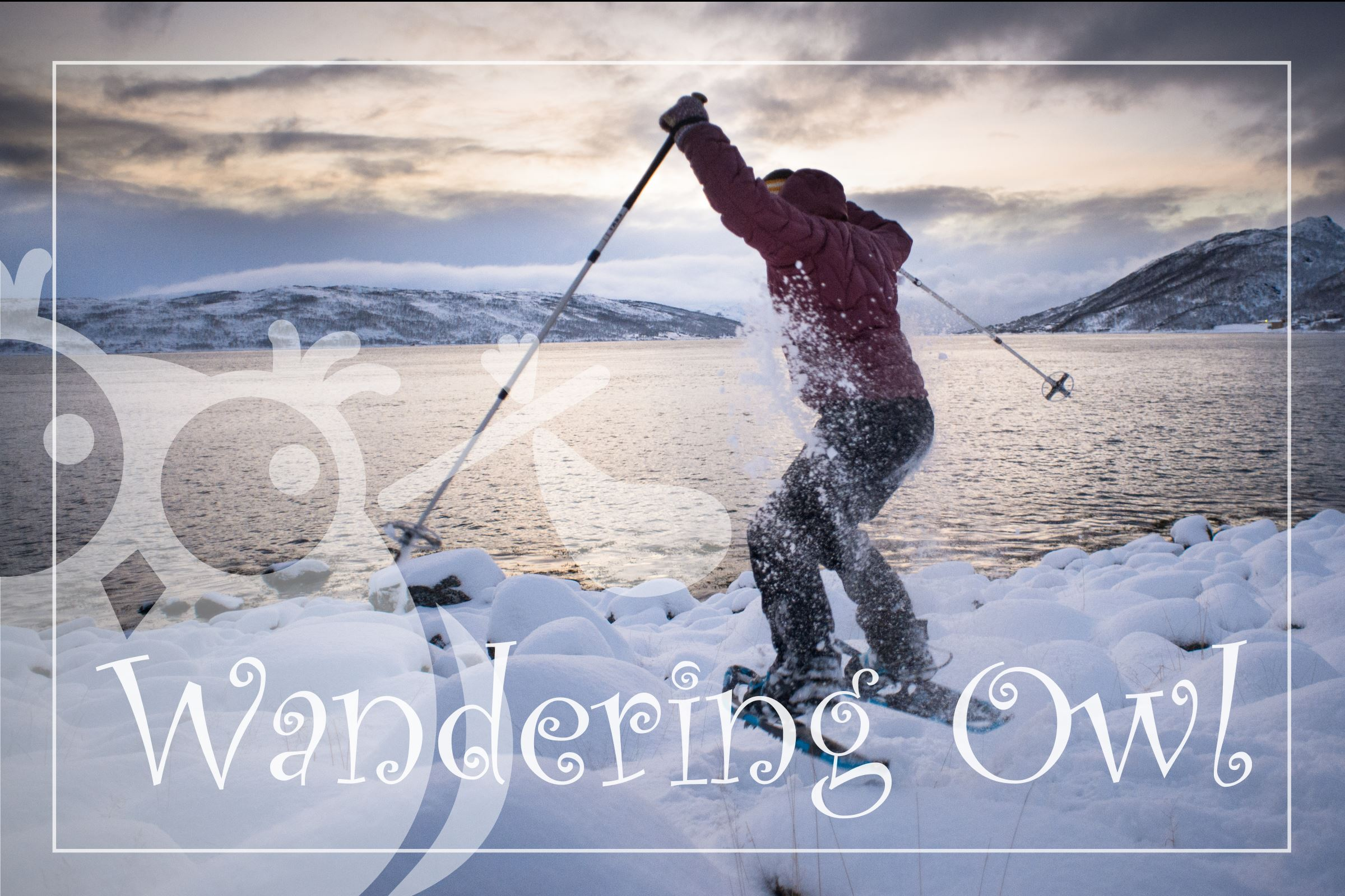 Take a Walk on the Wild Side – Snowshoeing Tour – Wandering Owl