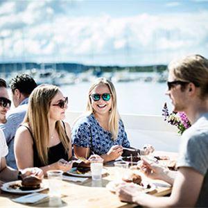Foto: Sandra Lee Petersson,  © Copy: Visit Östersund, Krogstråket - Storsjöyran 2022