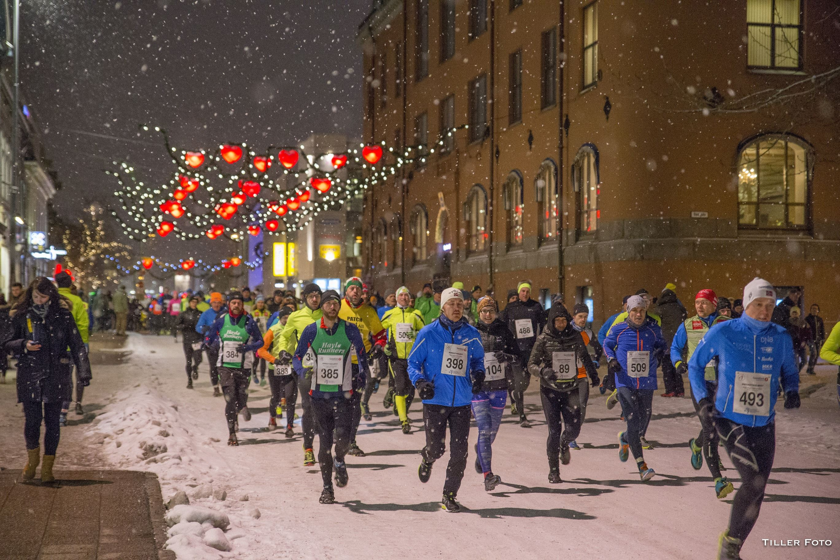 © Truls Tiller, Polar Night Half Marathon