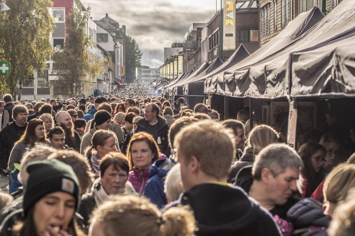 Bjørn Joachimsen / Simen Fangel,  © SMAK, SMAK Nordnorsk Matfestival