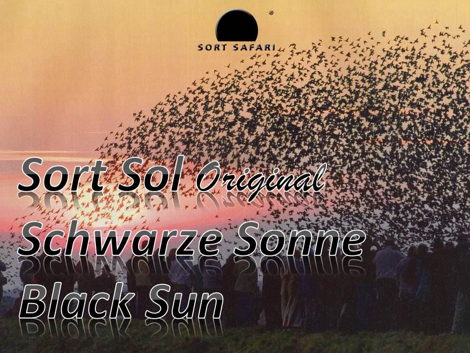 Schwarze Sonne ab Tønder