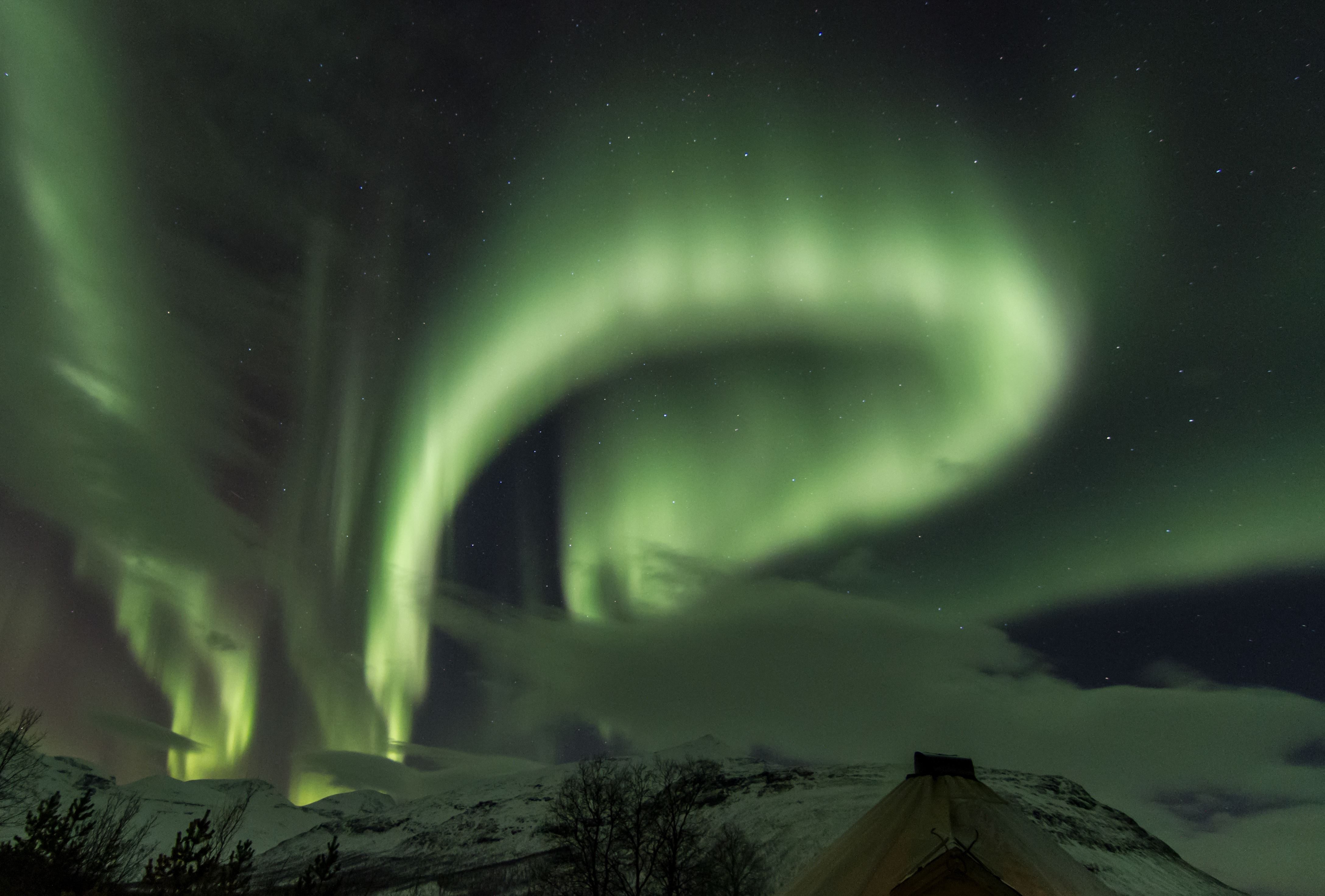 Northern Lights Visit - Lyngsfjord Adventure