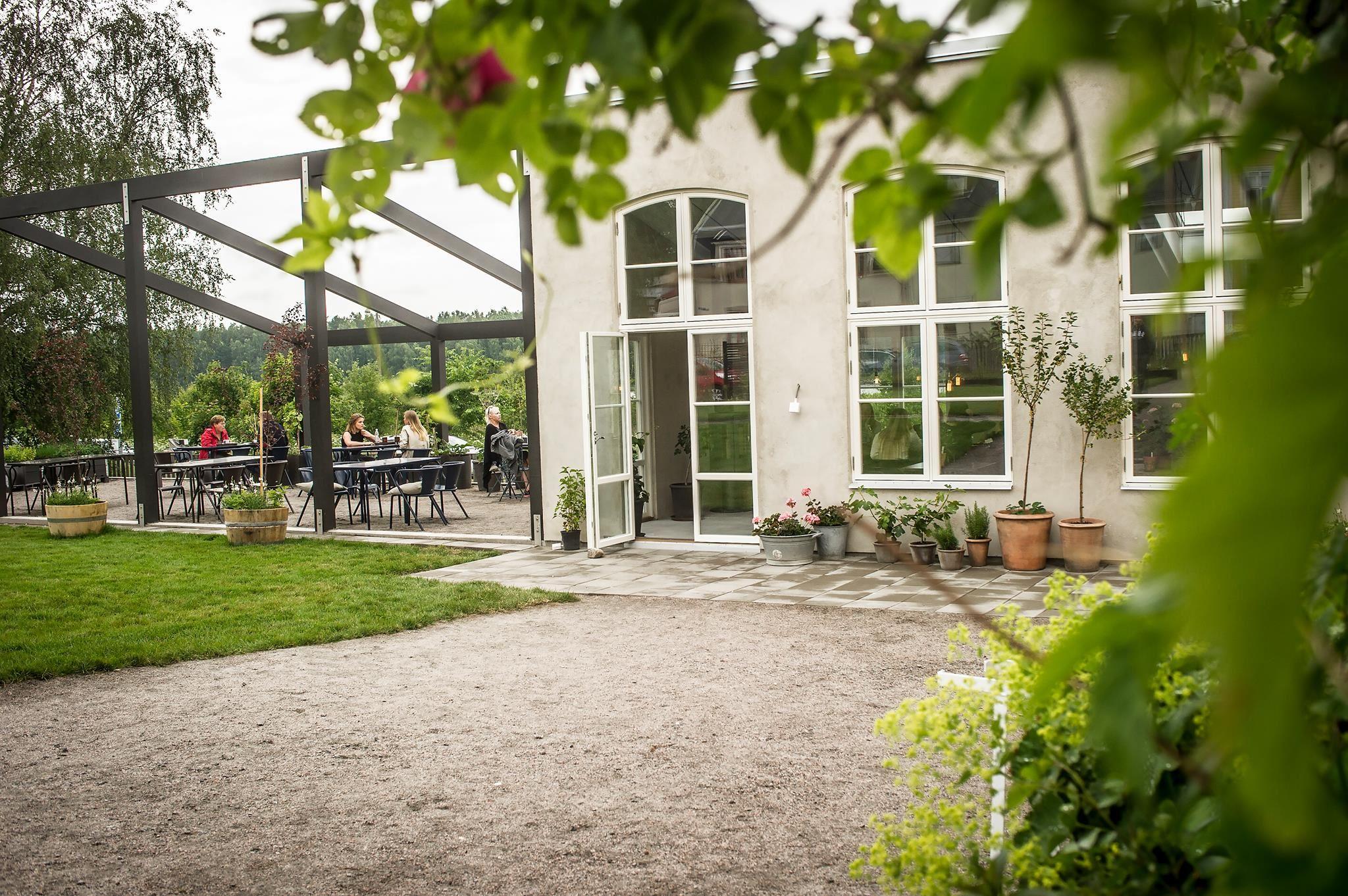 Trädgårdscafé, Söderhamn