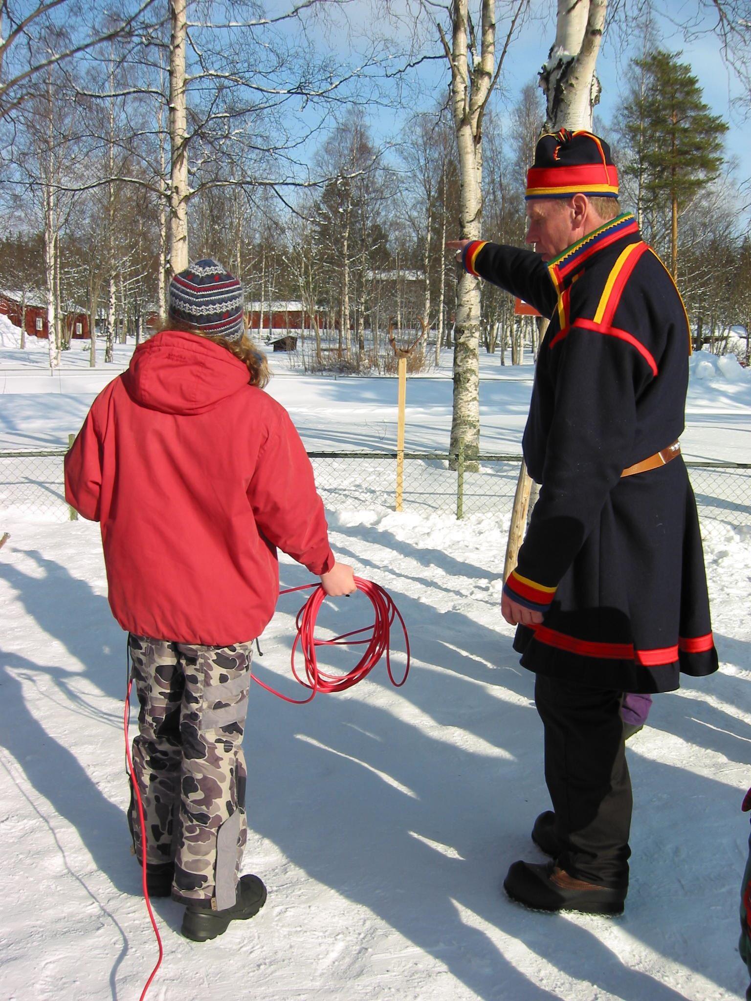 Samiska veckan - Ubmejen Biejvieh