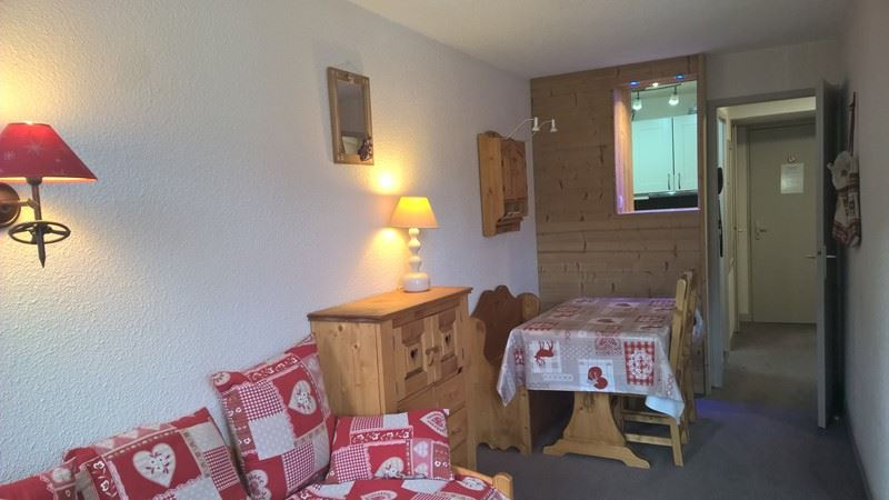 2 Room 4/5 Pers ski-in ski-out / CHANTENEIGE 504