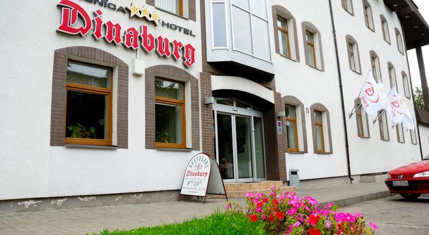 Good Stay Hotel Dinaburg