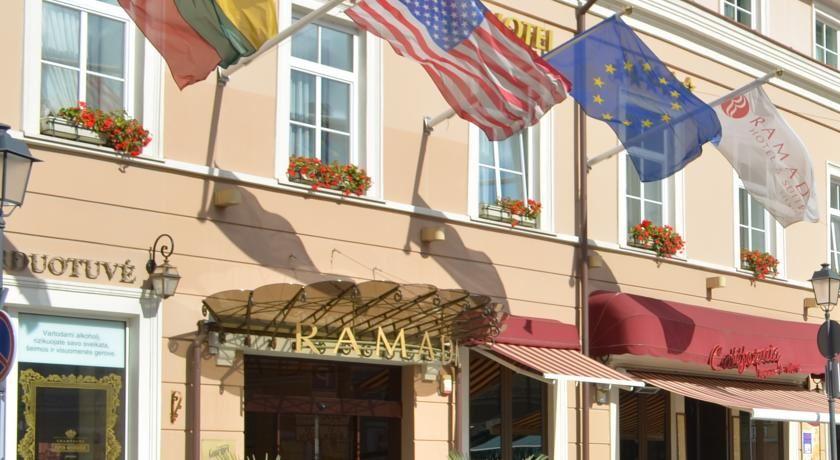 IMPERIAL Hotel & Restaurant (former Ramada)