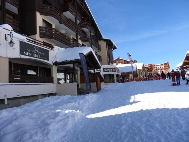2 Pièces 4 Pers skis aux pieds / OREE DES PISTES 14