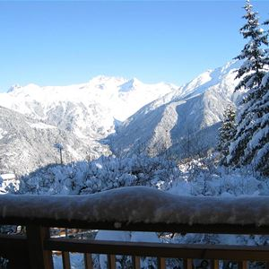 6 rooms 10 people / CHALET LES CHENUS (mountain of charm) / Tranquility Booking