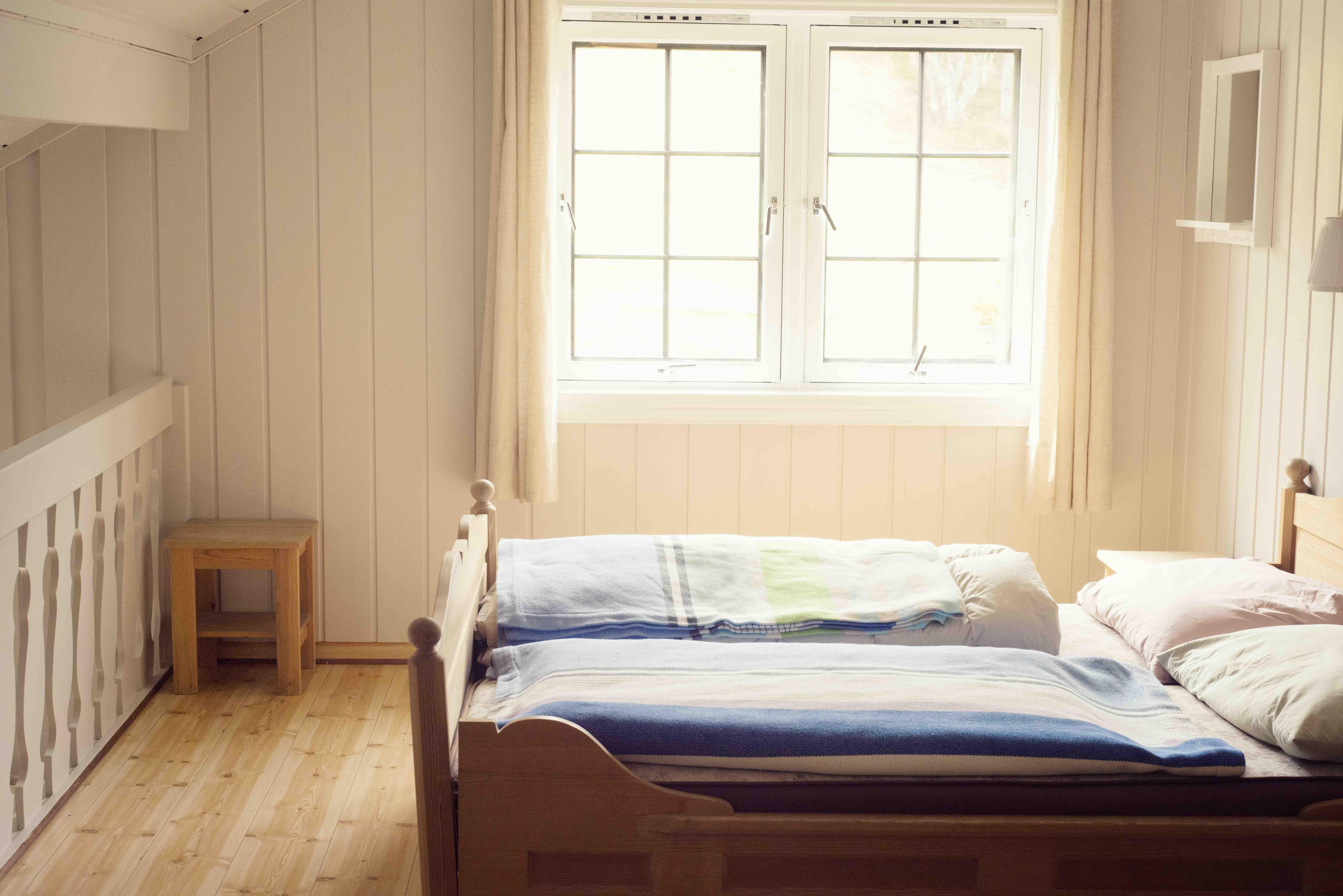 © Rondane Høyfjellshotell, Sov godt