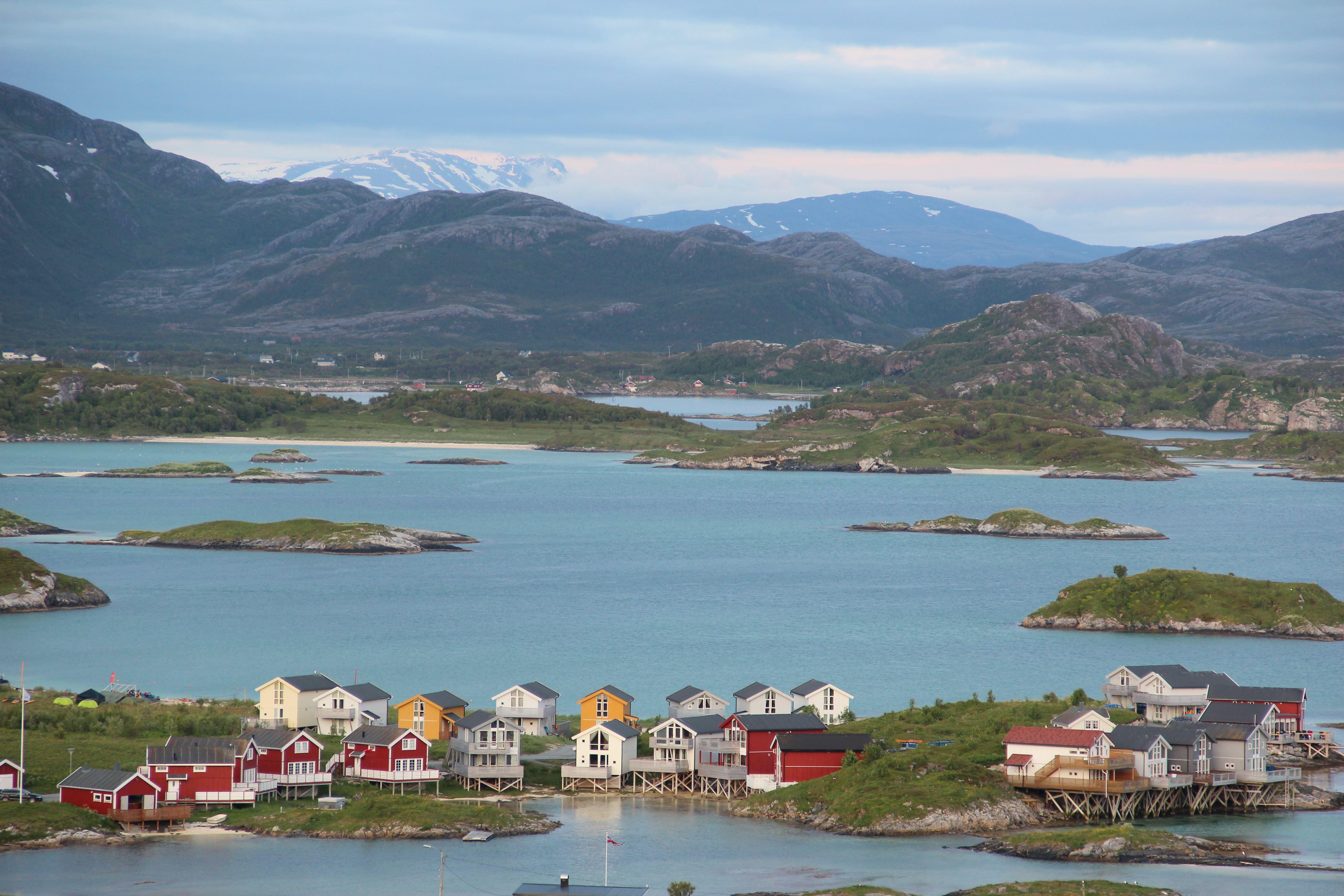 Fjordtur til Sommarøy, alternativt Grøtfjord - Flexitour