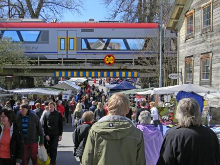 Gamleby höstmarknad