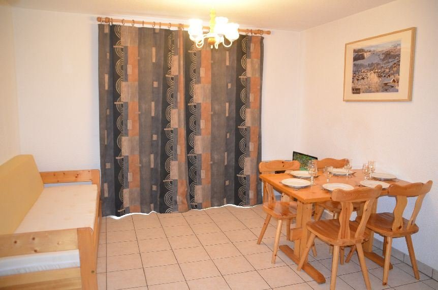 2 Rooms 4 Pers 200m from slopes / Coronilles 6