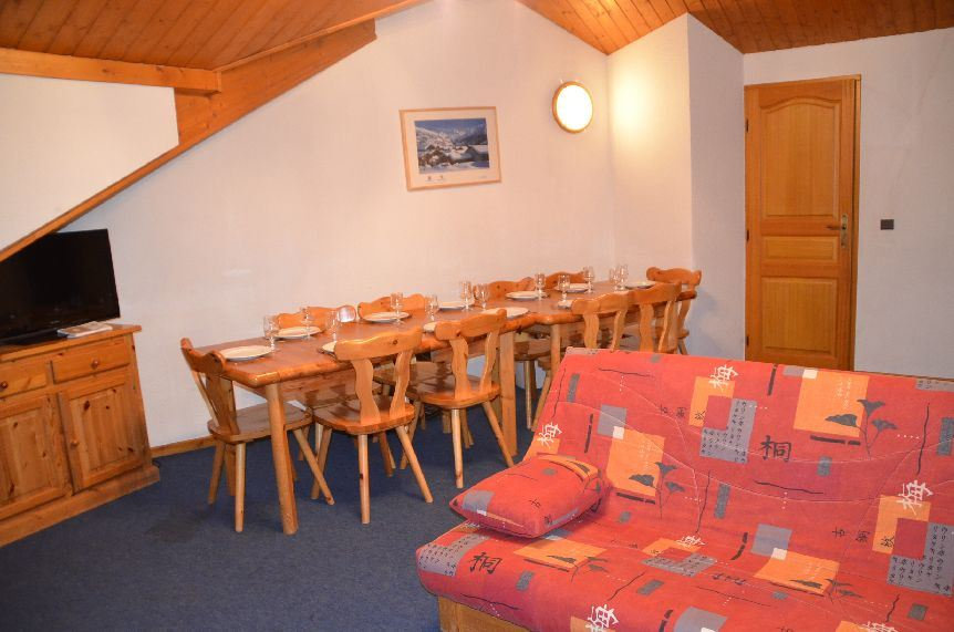 5 Rooms 12 Pers ski-in ski-out / Trolles n°12