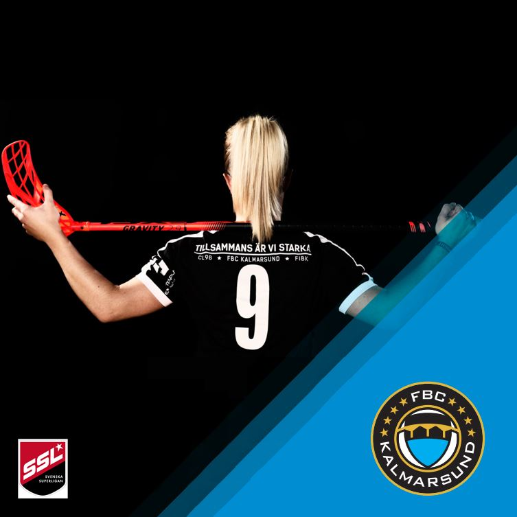 SSL-Innebandy i Kalmar Sporthall, FBC Kalmarsund - Rönnby Västerås IBK