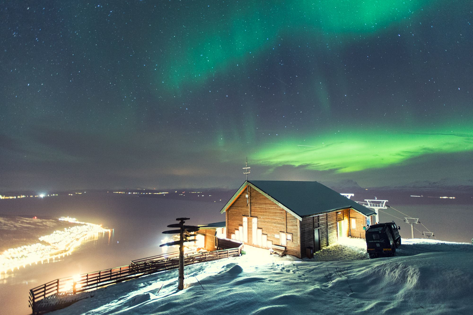 The Arctic Urban Wilderness Experience - Narvikfjellet