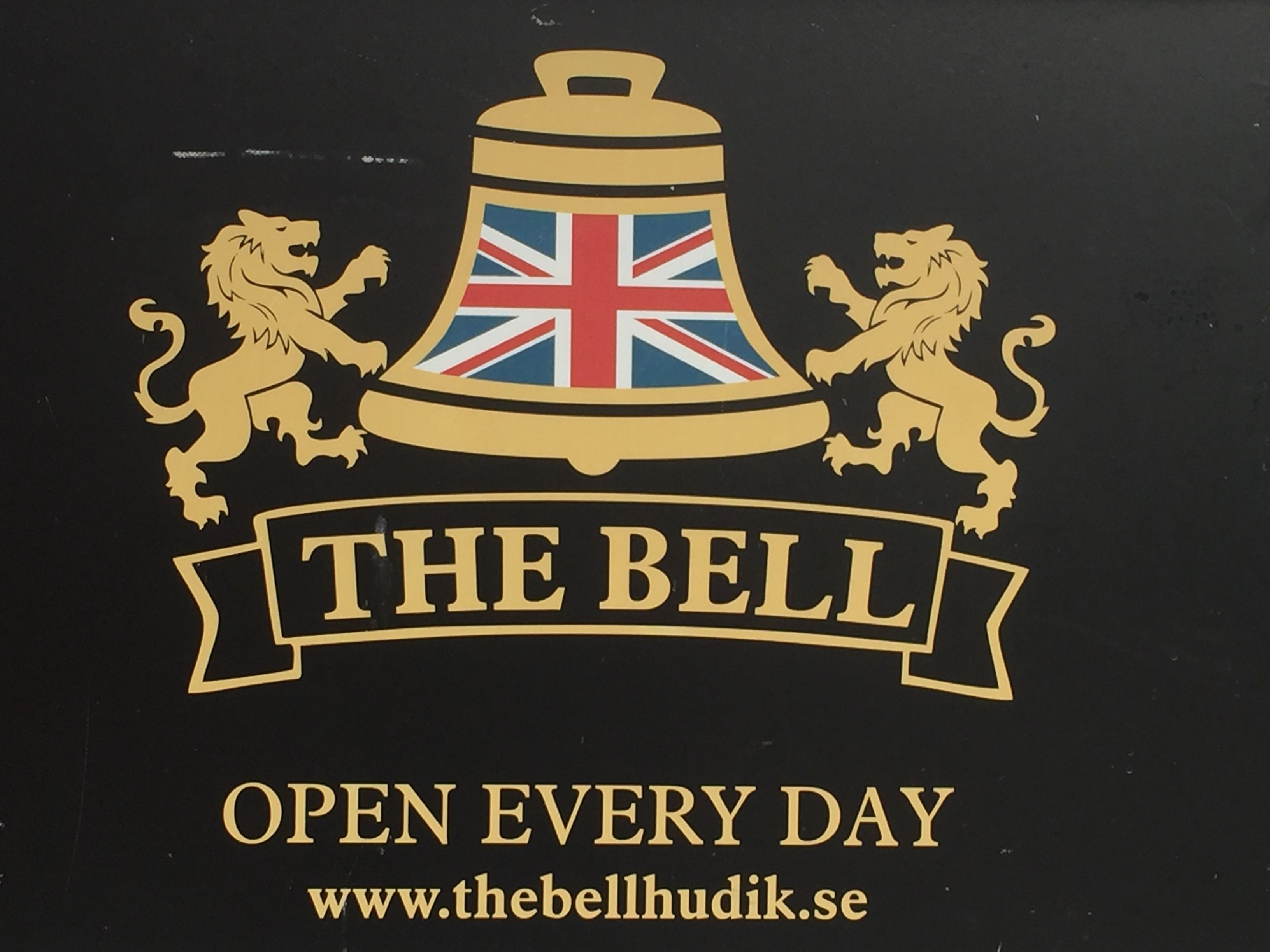 The Bells - The English Pub Of Hudiksvall