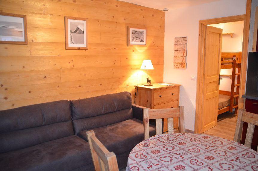 Studio 3 pers ski-in ski-out / BOEDETTE D 519