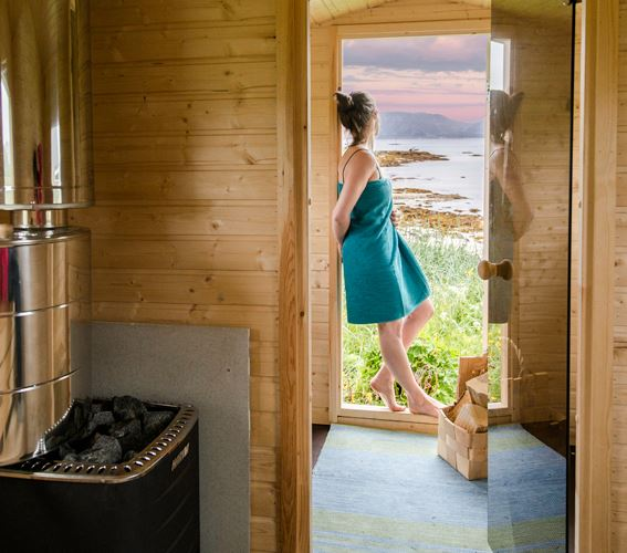 Wilderness Sauna Tour – Wandering Owl