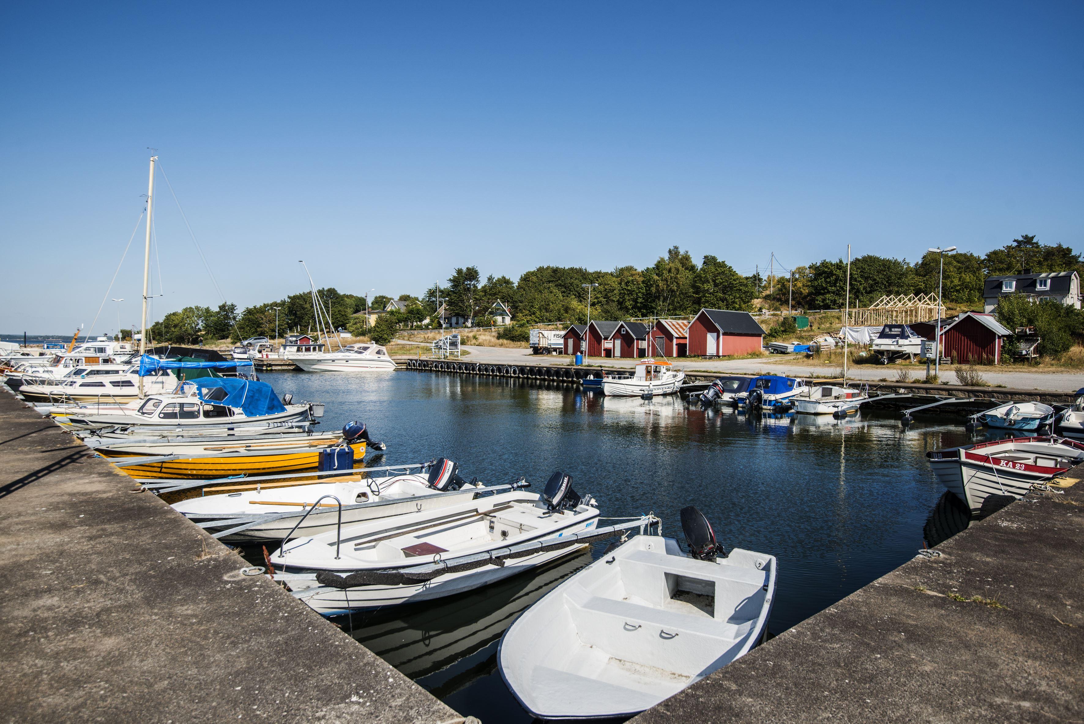 Guest harbour Sanda