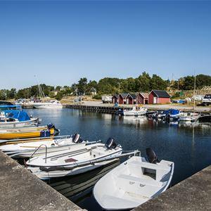 Gästhamn - Sanda Sturkö