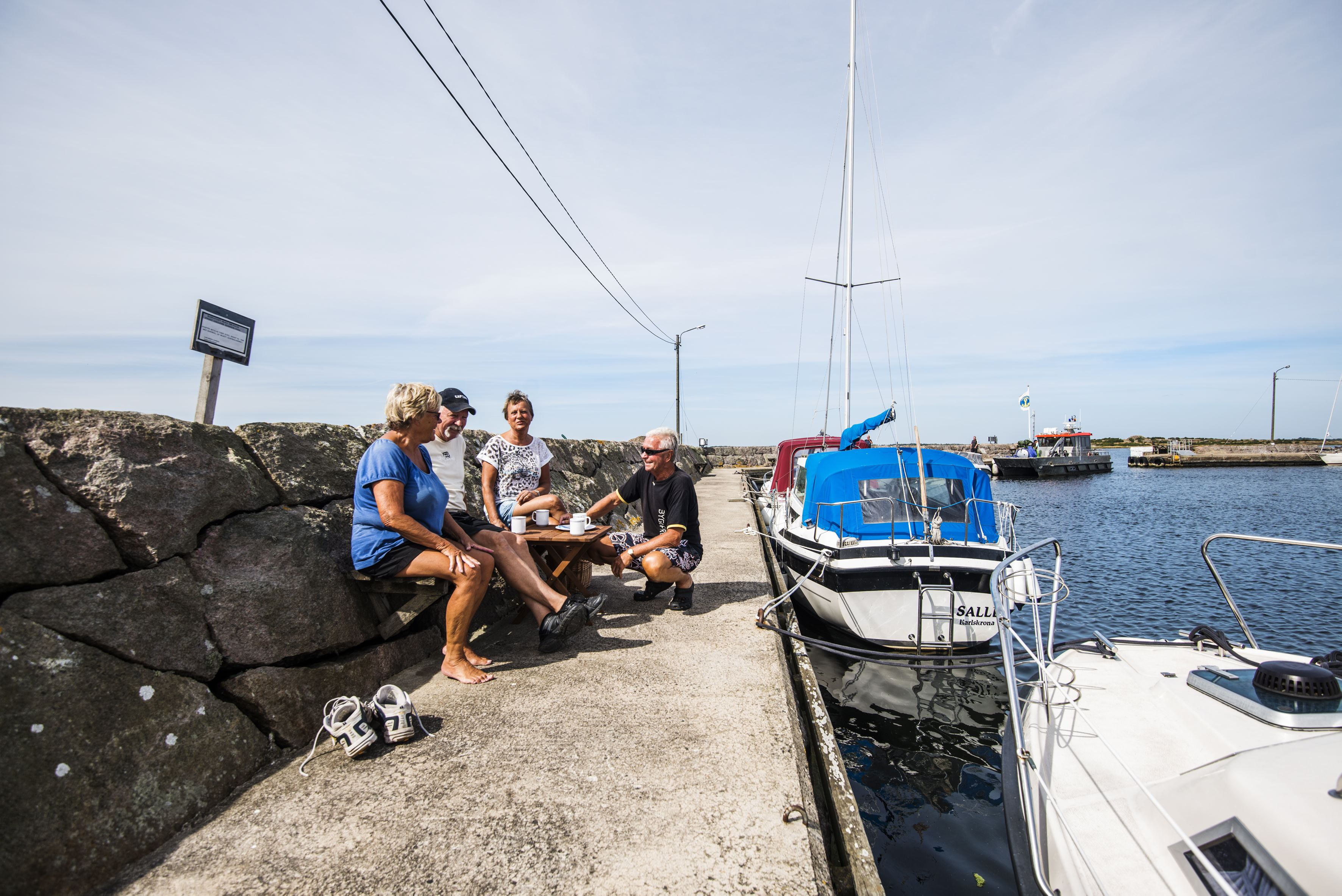 Guest Harbour Ungskär