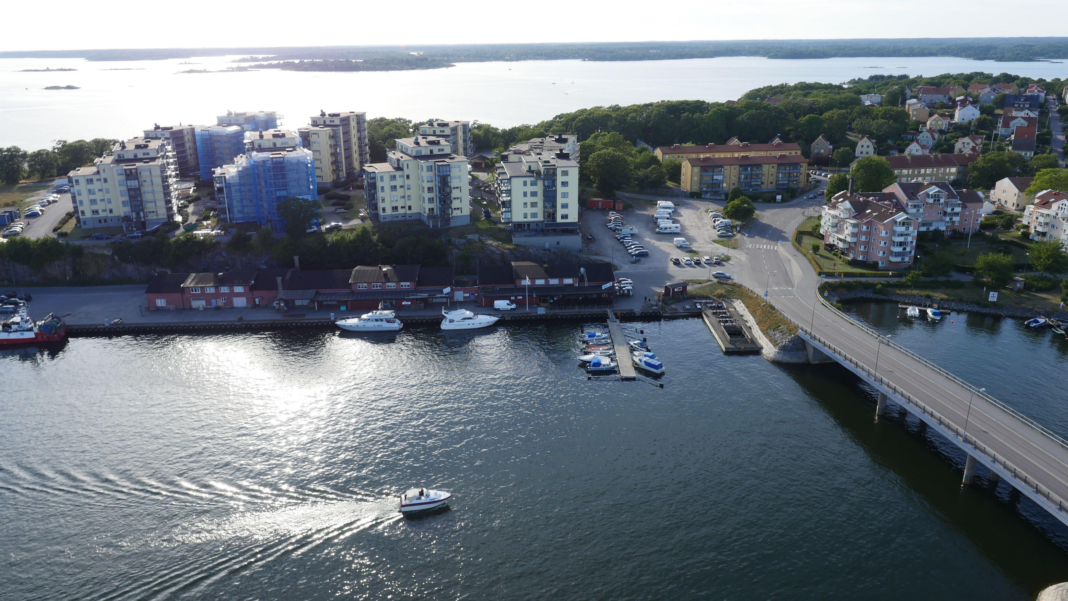 Guest harbour Saltö Fiskhamn