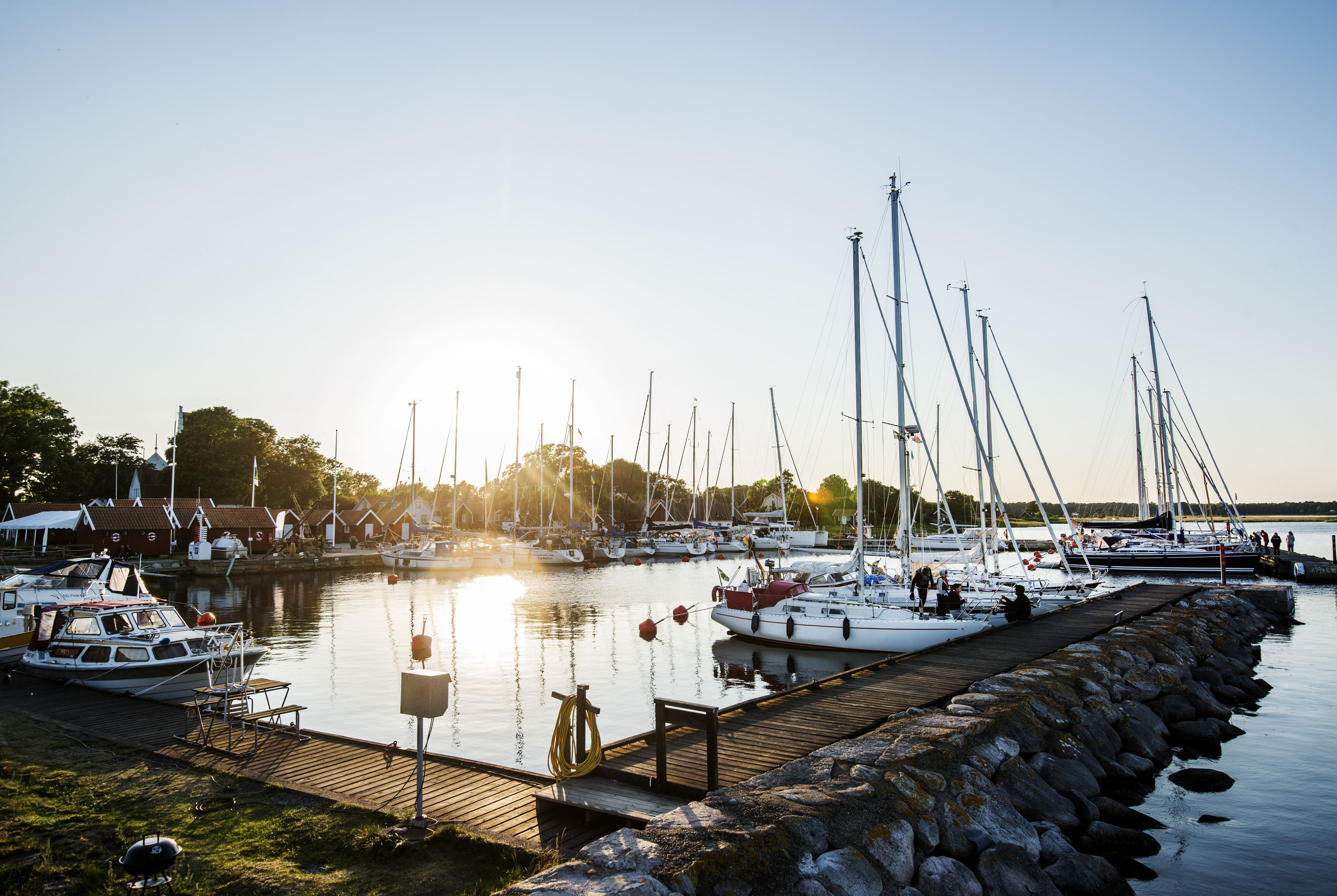 Guest harbour Kristianopel