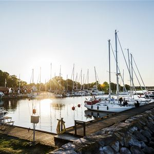 Gästhamn - Kristianopel
