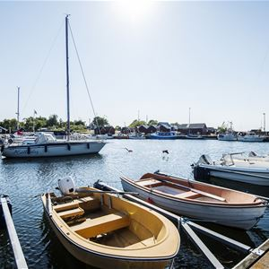 Guest harbour Hallahamnen